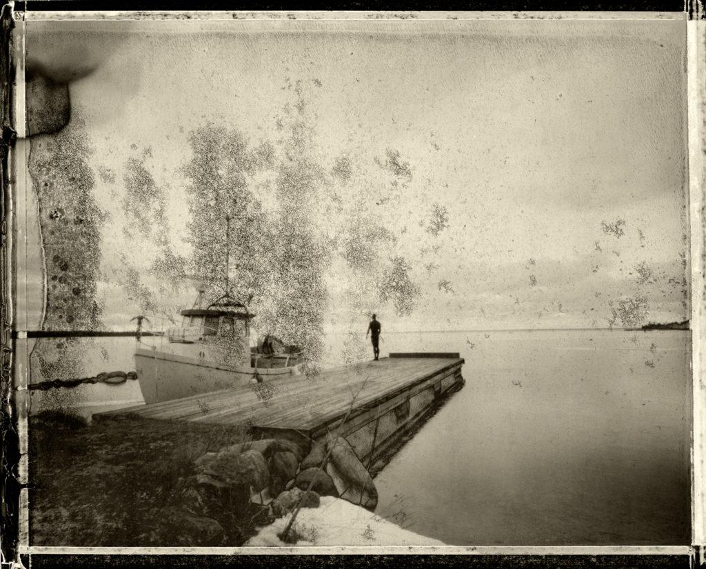 lost-shadow-The-boat-100x80-1024x825 Thomas Zamolo En quête des ombres disparues. ART