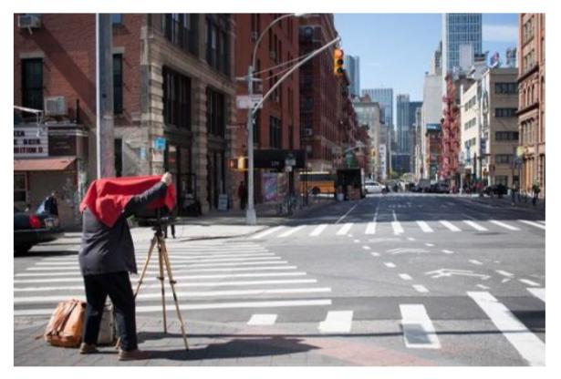 02NEW-YORK©RAYMOND-DEPARDON-MAI-2017 New York et le zen magistral de Raymond Depardon. ART