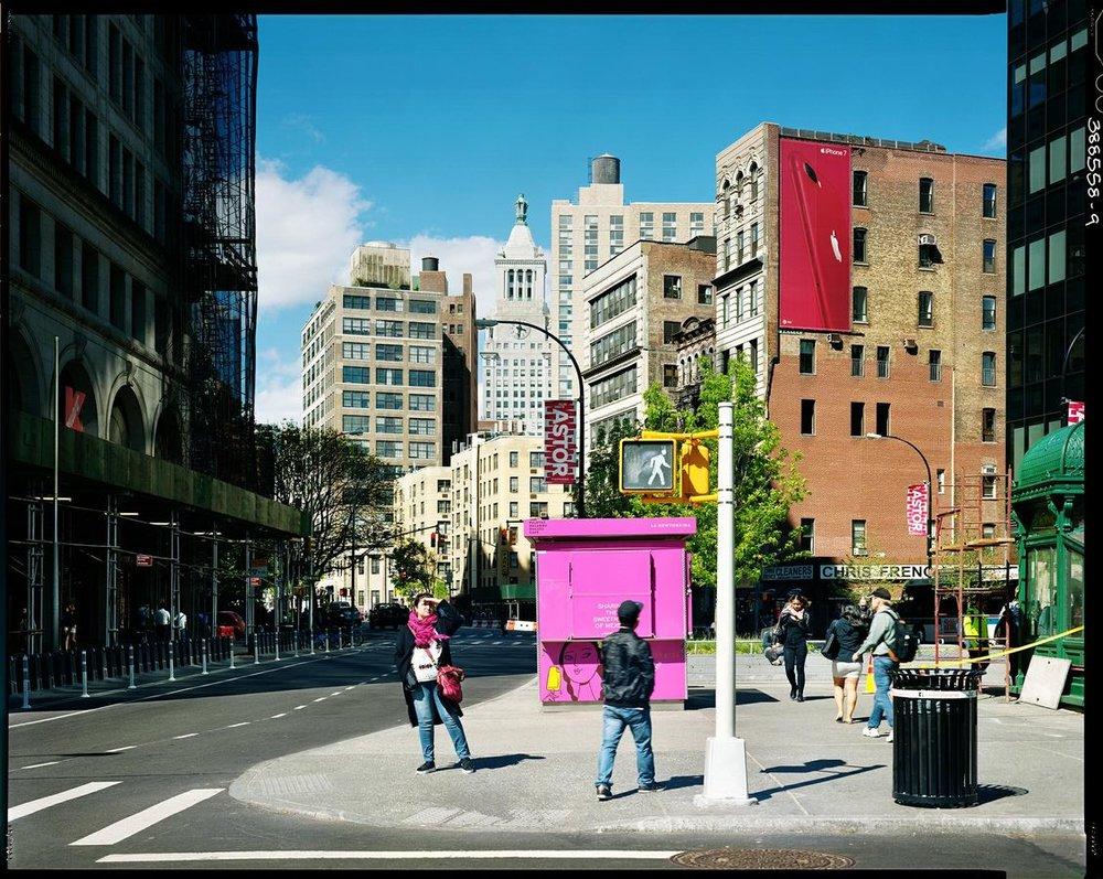 New-York-©Raymond-Depardon New York et le zen magistral de Raymond Depardon. ART