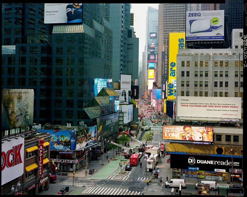 New-York-©Raymond-Depardon2 New York et le zen magistral de Raymond Depardon. ART