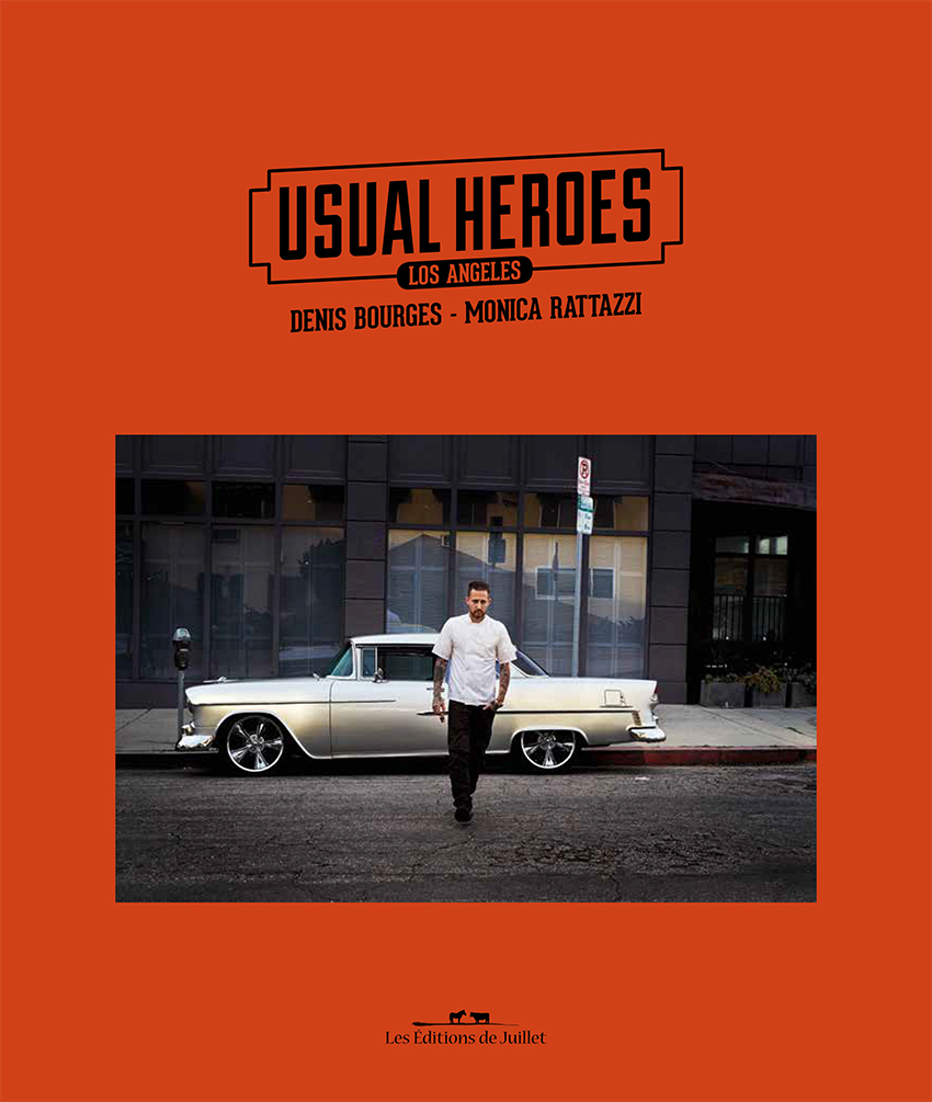 Usual-Heroes©DenisBourges USUAL HEROES DENIS BOURGES ART