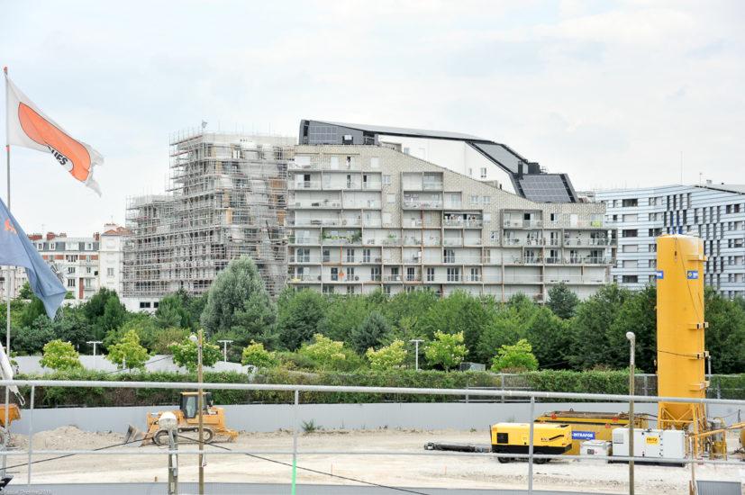 Parc_Clichy_BatignollesMartin_Lutherking-7221-827x550 Reportage Photo Paris : Architecture
