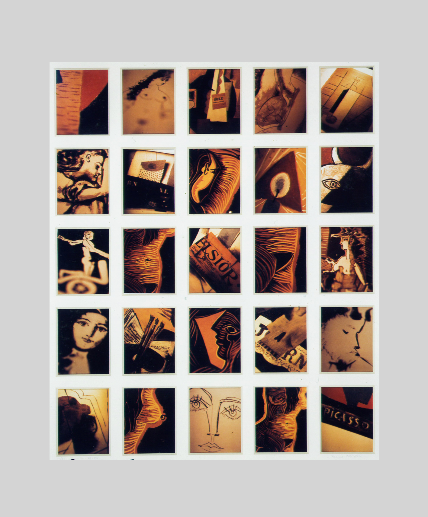 PICASSO JOURNAL