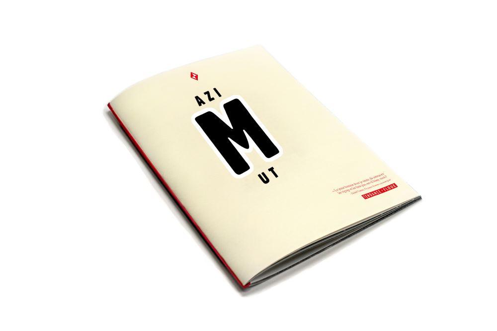 Azimut-M_COVER AZIMUT, DU M de MUTATIONS vers Le U DE UT. ART