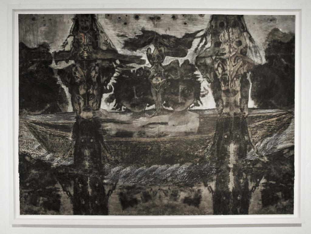 Le-Voyage-affiché-1-1024x772 EN QUÊTE DE GRAAL À MONTOLIEU, AUDE. ART