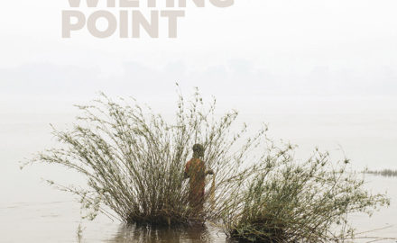 WILLIAM DANIELS TURNS THE WILTING POINT. affiche de l'exposition