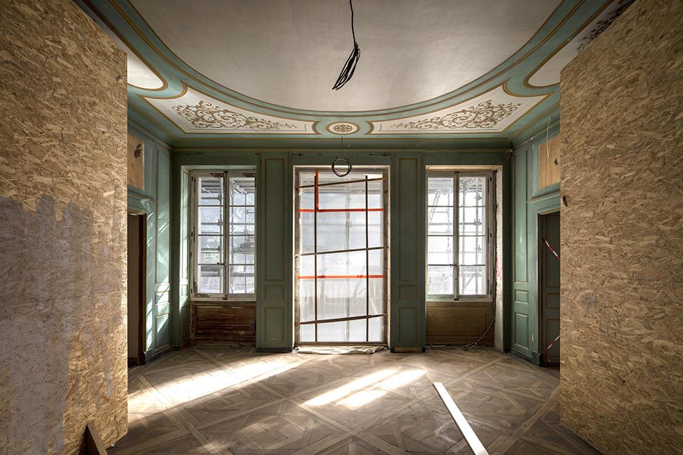06-ChateauVoltaire TOURNEBOEUF CHEZ VOLTAIRE ARCHITECTURE ART PHOTOGRAPHIE