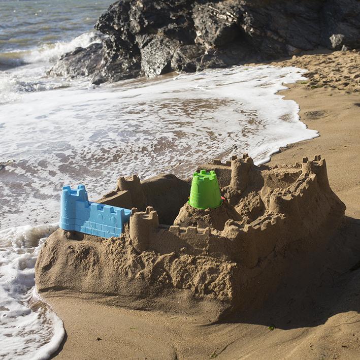 château-de-sable-©-nathalie-seroux- NATHALIE SEROUX, AU BORD DE LA MER ART PHOTOGRAPHIE