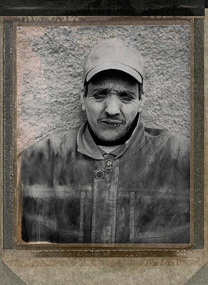 Peyghamy_homme_Syrie_A ÉLOGE DE LA LENTEUR AUX PROMENADES PHOTOGRAPHIQUES DE VENDÔME. ART PHOTOGRAPHIE