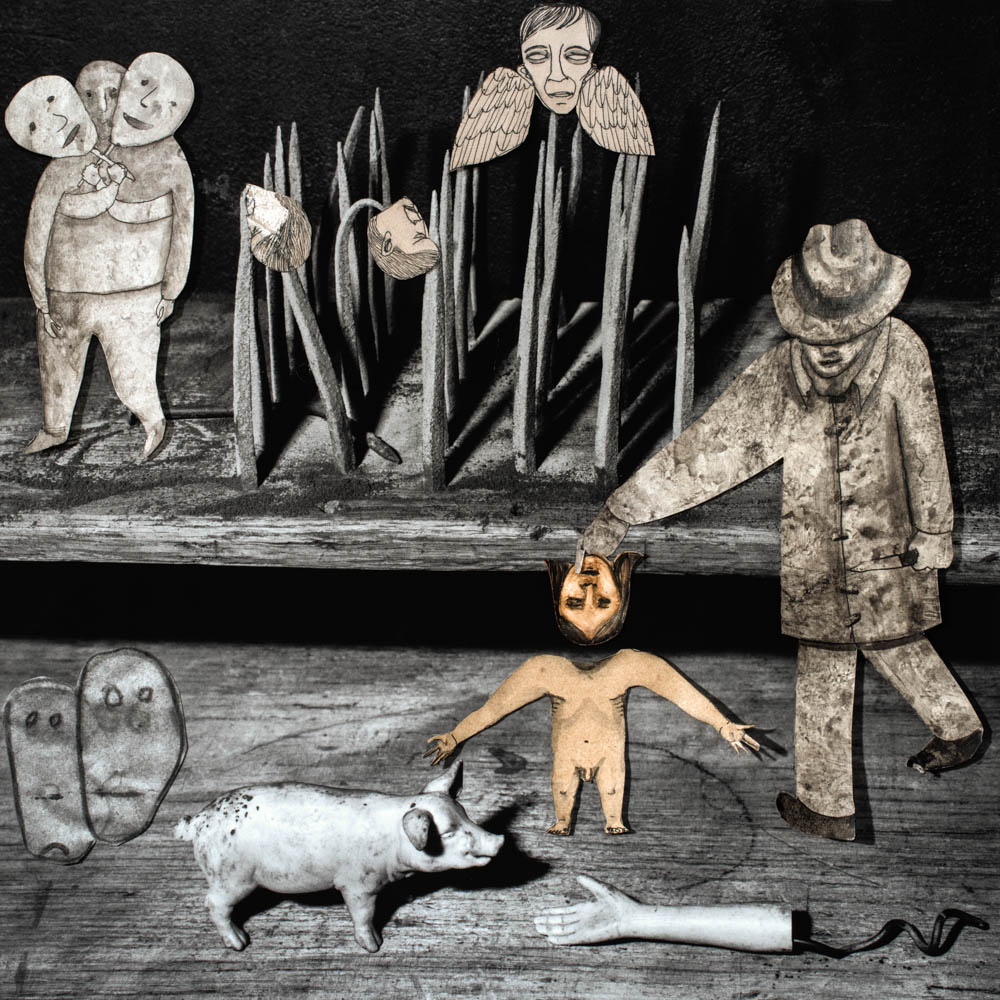 Broken-Hearted-2016 ROGER BALLEN CHEZ SAINT-PIERRE...interview... ART PHOTOGRAPHIE