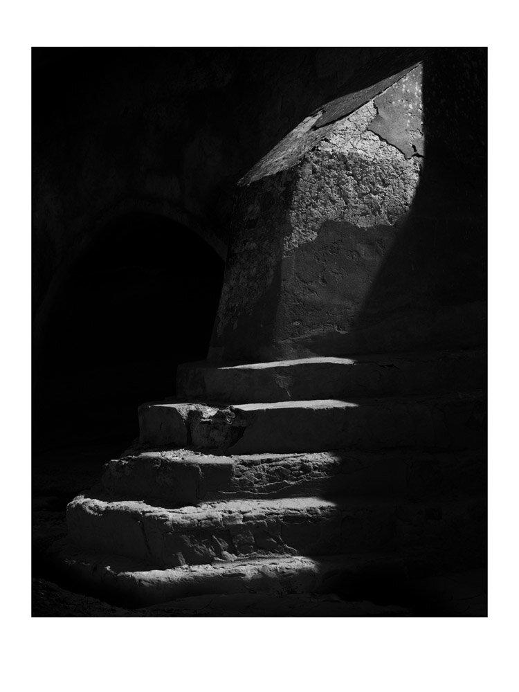 pilier-9C OLIVIER MONGE, RÉSIDENCE MAROCAINE ART PHOTOGRAPHIE