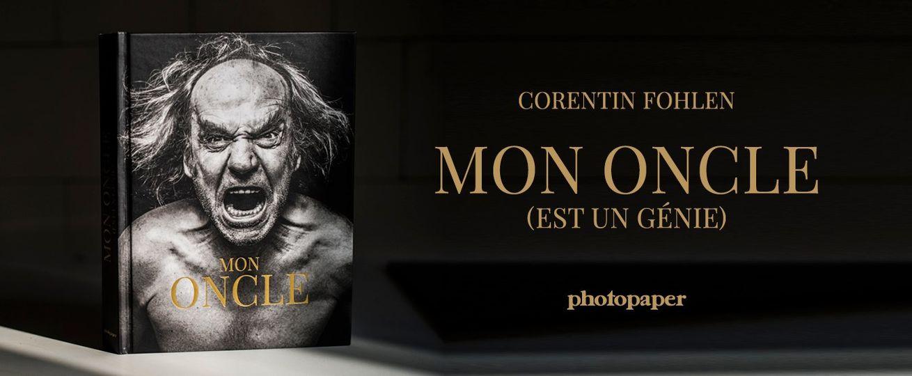 Mon-oncle MON ONCLE DE CORENTIN FOHLEN ART PHOTOGRAPHIE