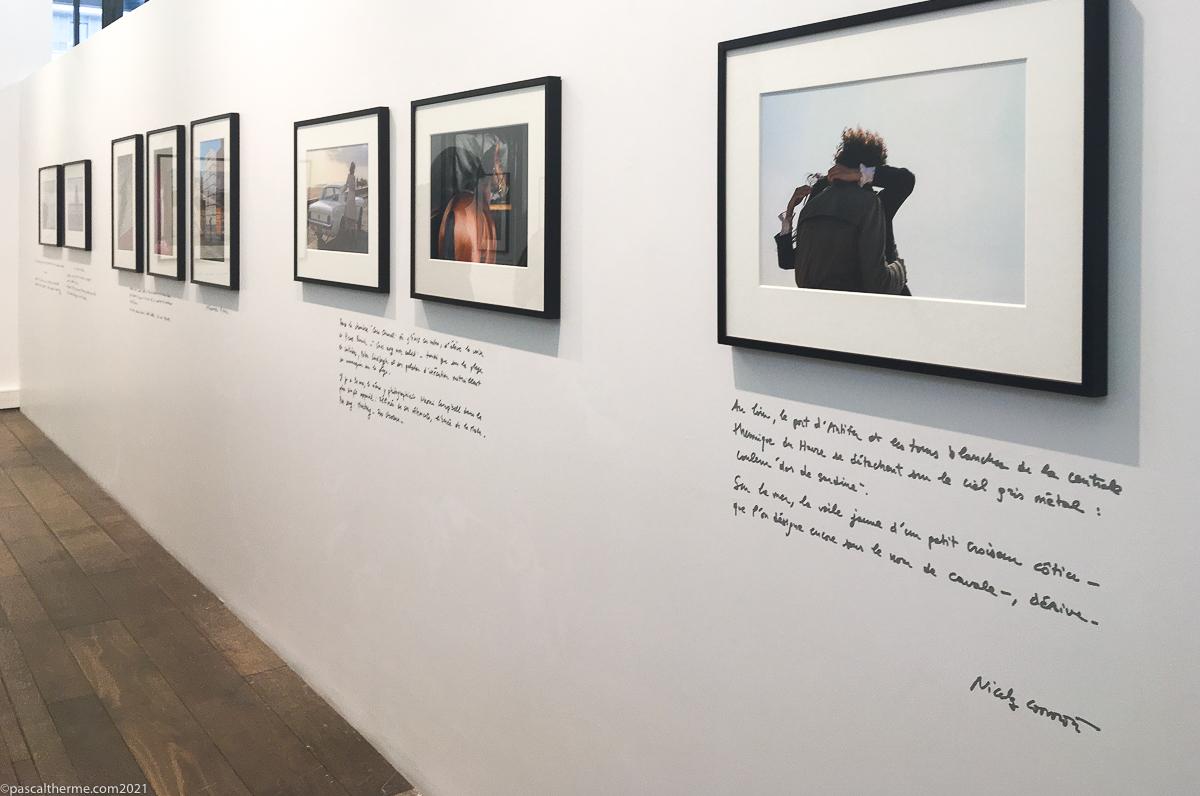 Cavale-N.Comment-Polka-8 NICOLAS COMMENT, CAVALE À POLKA ART PHOTOGRAPHIE